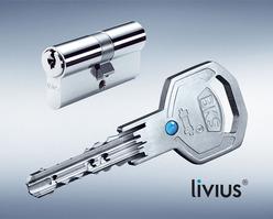 50//50 BKS Livius 5000 Profilzylinder Schließzylinder Knaufzylinder Bohrschutz